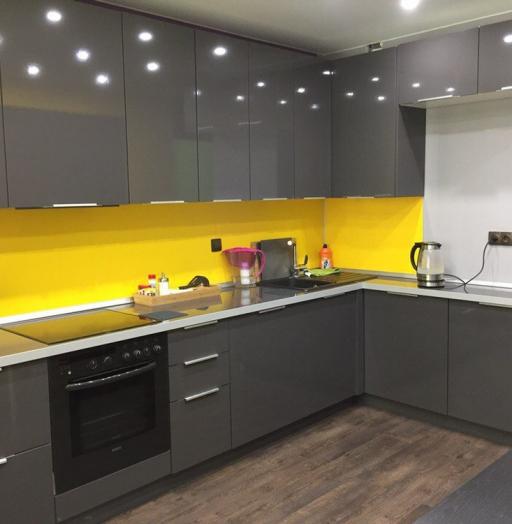 Встроенная кухня-Кухня МДФ в ПВХ «Модель 79»-фото4