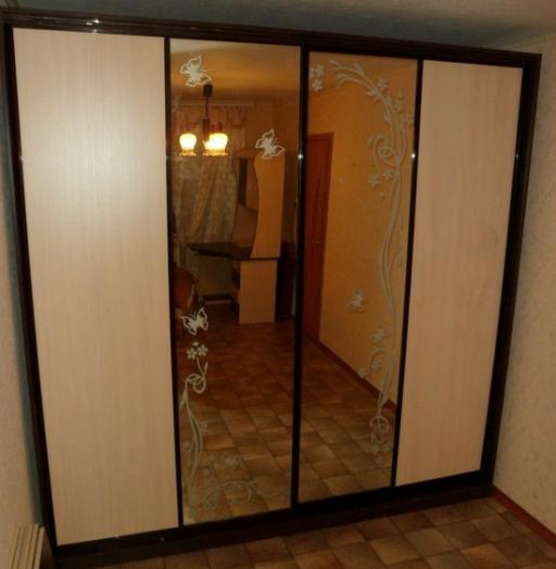 -Шкаф-купе с зеркалом «Модель 148»-фото8